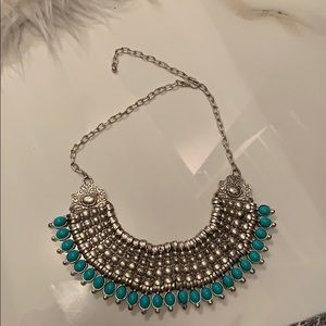 Tribal ethnic necklace